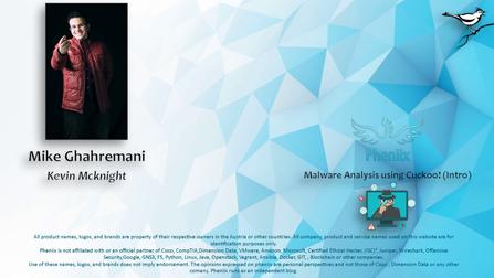 Malware Analysis using Cuckoo! (Intro)