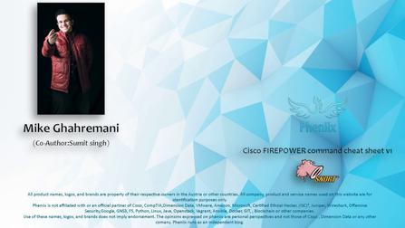 Cisco FIREPOWER command cheat sheet v1