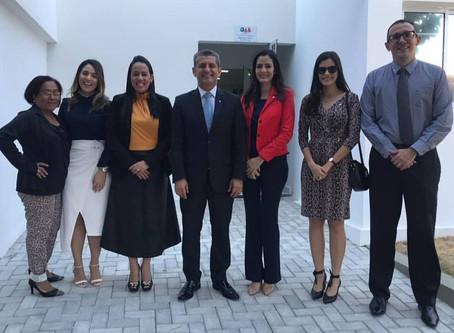 Diretora da ESA Participa da I Conferência de Mulheres Advogadas do Sertão que Aconeteceu em Patos
