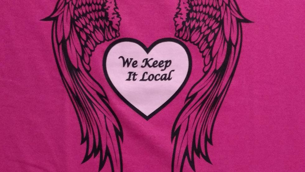 2019 Pink T Shirt