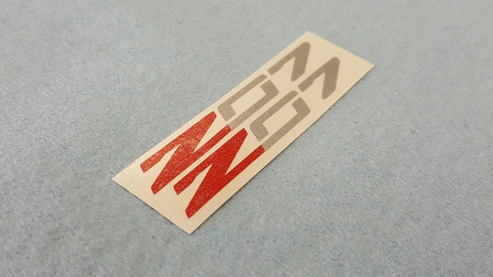 ZO7 Badge