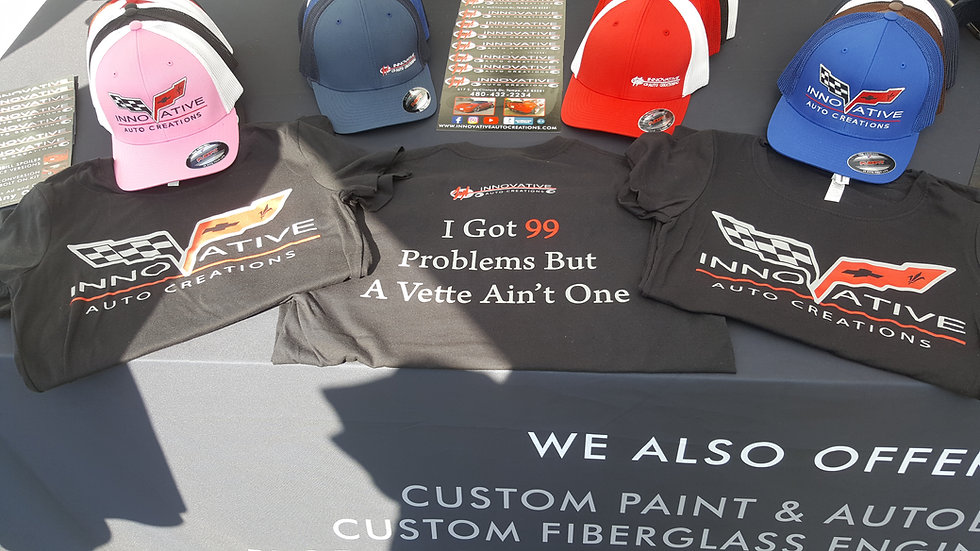 Innovative Auto Creations T-shirt