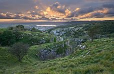 Somerset Levels, Mumps, Moors and Legends
