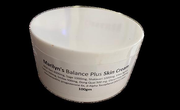 Marilyn's Balance Cream  - 100gm