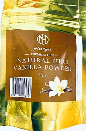 Organic Vanilla Powder - 30g