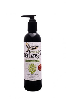 Uniquely Natural Hand Sanitising Gel