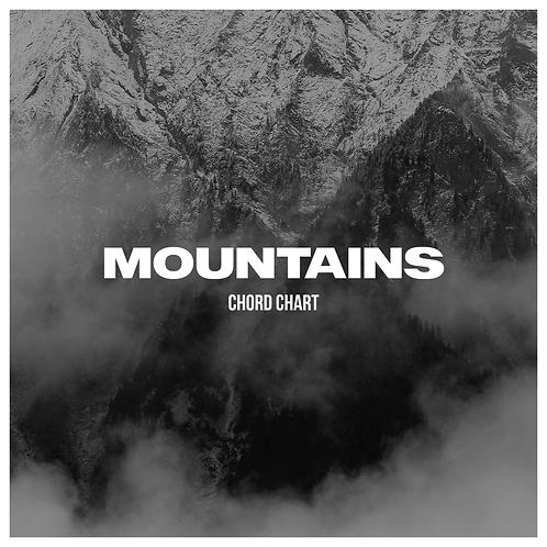 Mountains - Chord Chart