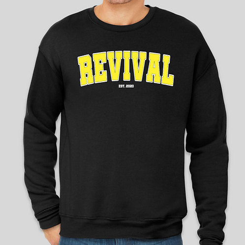 Revival Crewneck