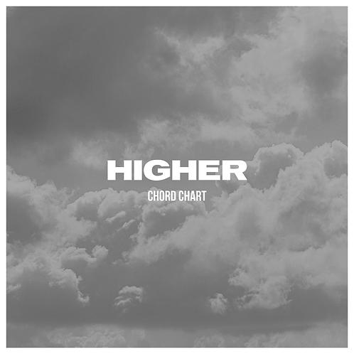 Higher - Chord Chart