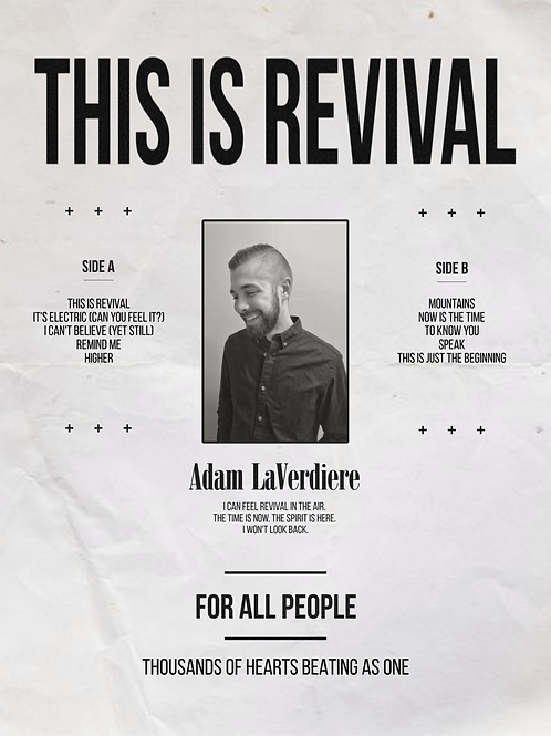 Revival Posters