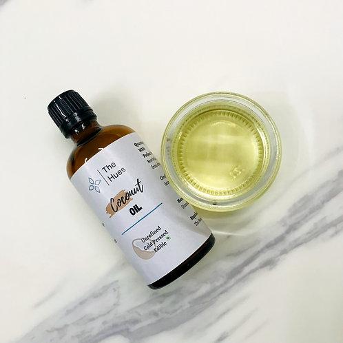 Cold pressed Coconut Oil, [Edible]