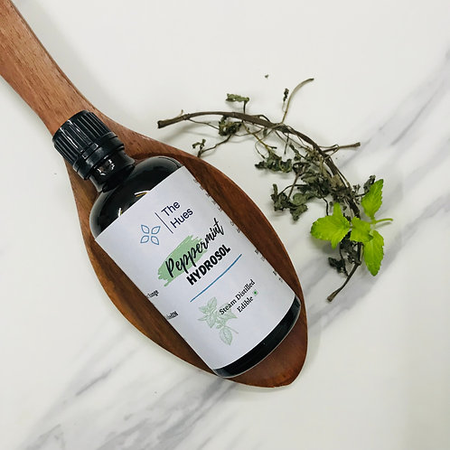 Peppermint Hydrosol [Edible]