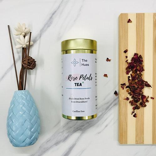 Rose Flower Herb Tea [Edible]