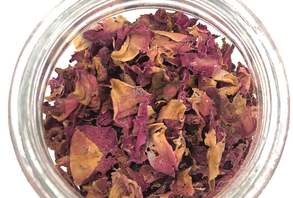 Rose Flower Herb Tea (Edible)
