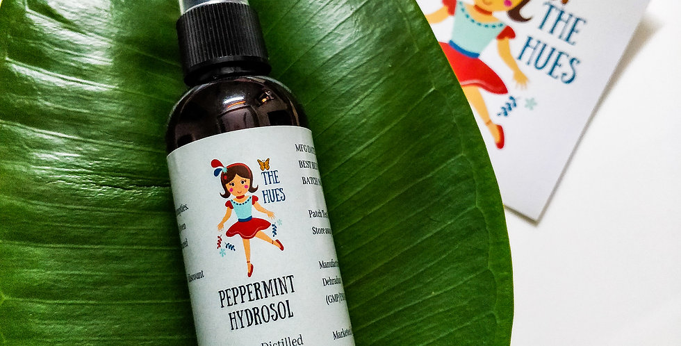 Peppermint Hydrosol (Edible)
