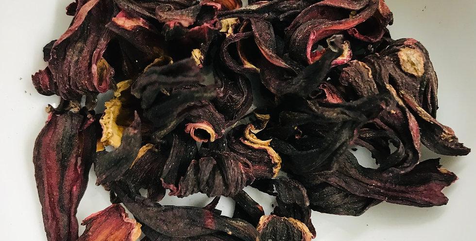 Hibiscus Flower Herb Tea (Edible)