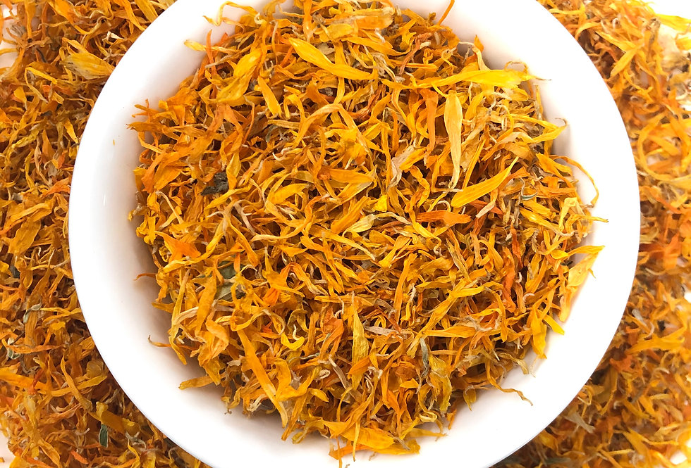 Calendula Flower Herb Tea (Edible)