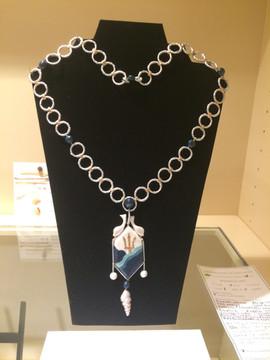 Anastazja Panek-Tobin's necklace won Honorable Mention