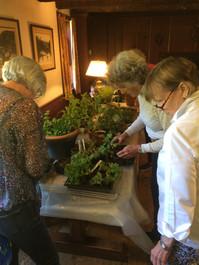 Preparing the Salad Bowl entry