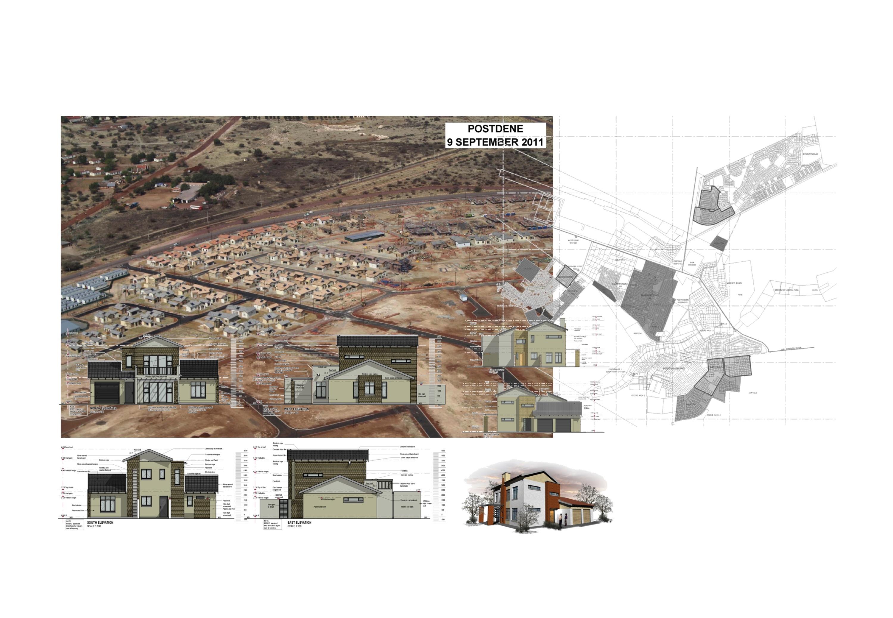 KUMBA 720 HOUSING - POSTMASBURG