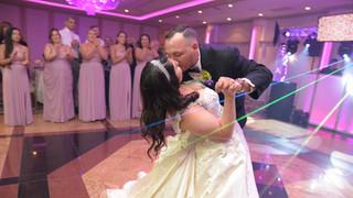 Maio Wedding with laser and lighting upg