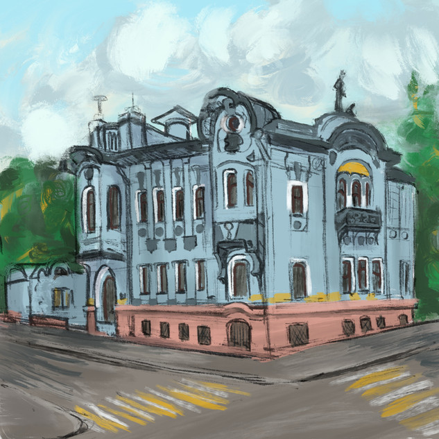 Дом Миндовского