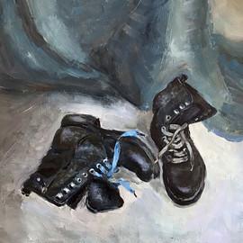Натюрморт с ботинками