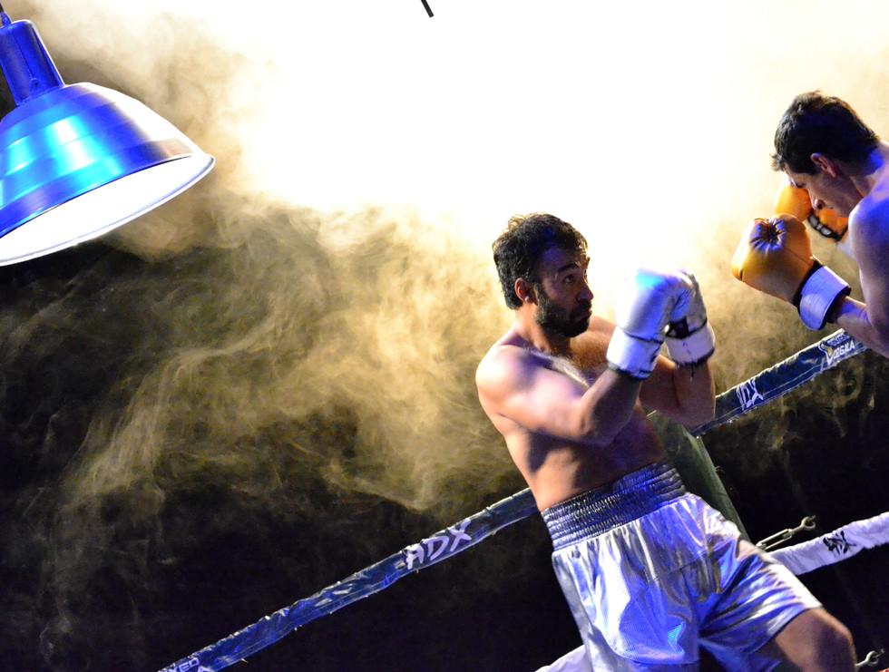 Pelearán 10 rounds  02. Vicente Leñero