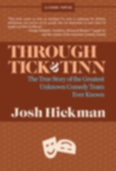 resize Through Tick and Tinn front cover