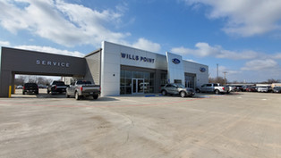 WILLS POINT FORD