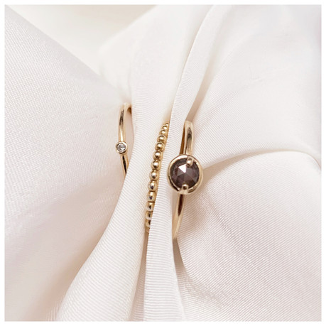 Ethical Gold and Diamond jewellery with