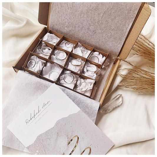 Wedding rings by ECO jeweller Rebekah An