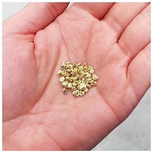 Recycled gold grain used by Rebekah Ann Jewellery.JPG