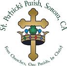 St. Patrick's Church Cross & Crown Logo 2019-1.tif
