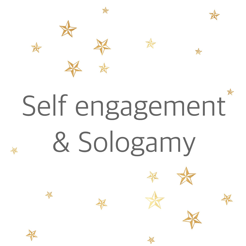Self engagement Sologamy