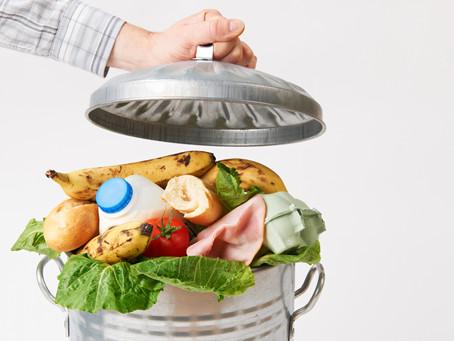 Co się dzieje z jedzeniem na wysypiskach śmieci?