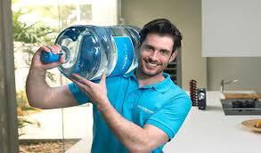 Agua Envasada - Bidón de 20 lts.