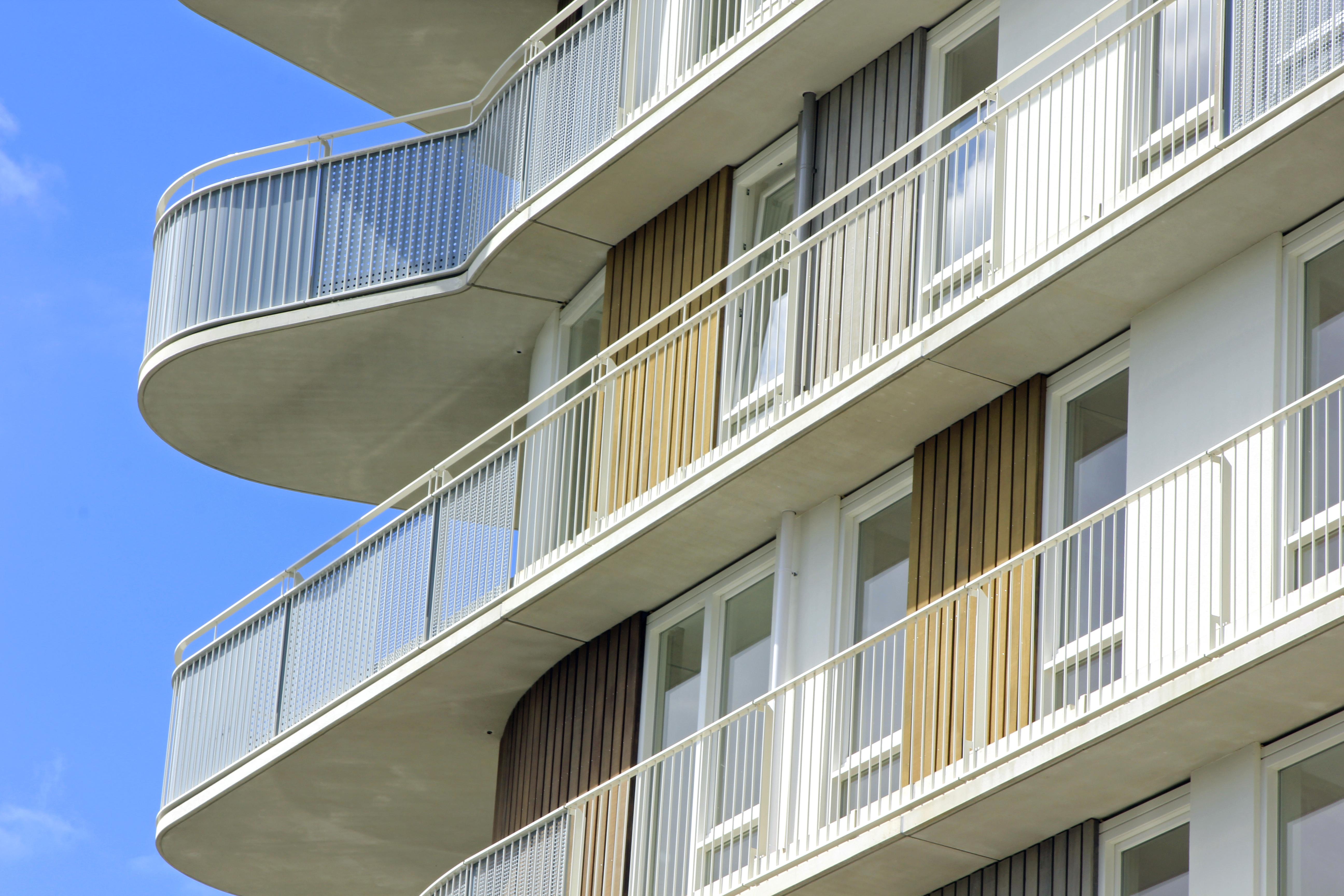 Appartementen, Amersfoort