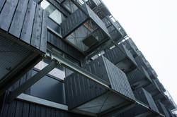 Appartementen, Zeeburg Amsterdam