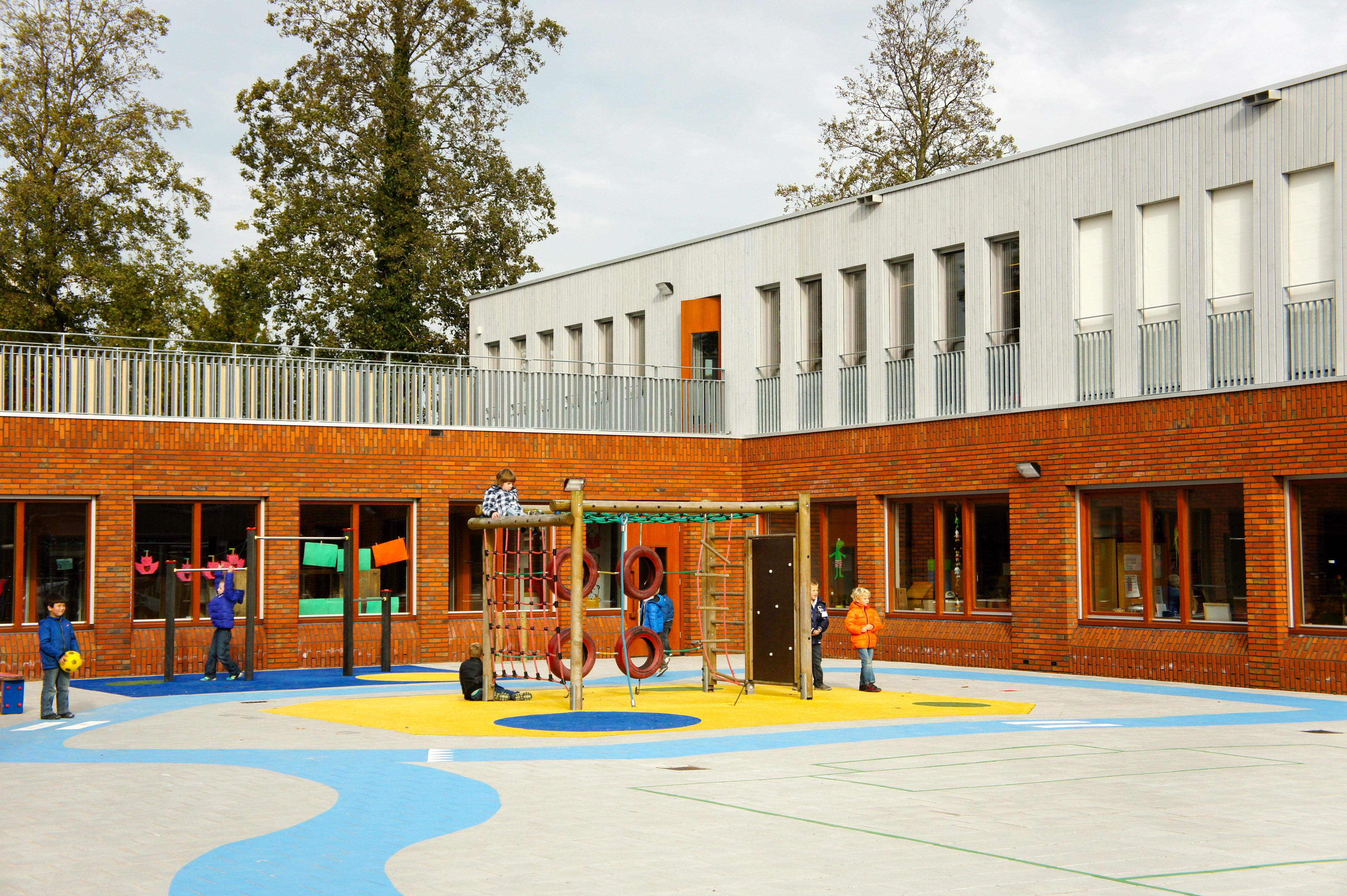 Nieuwbouw school, Ilpendam