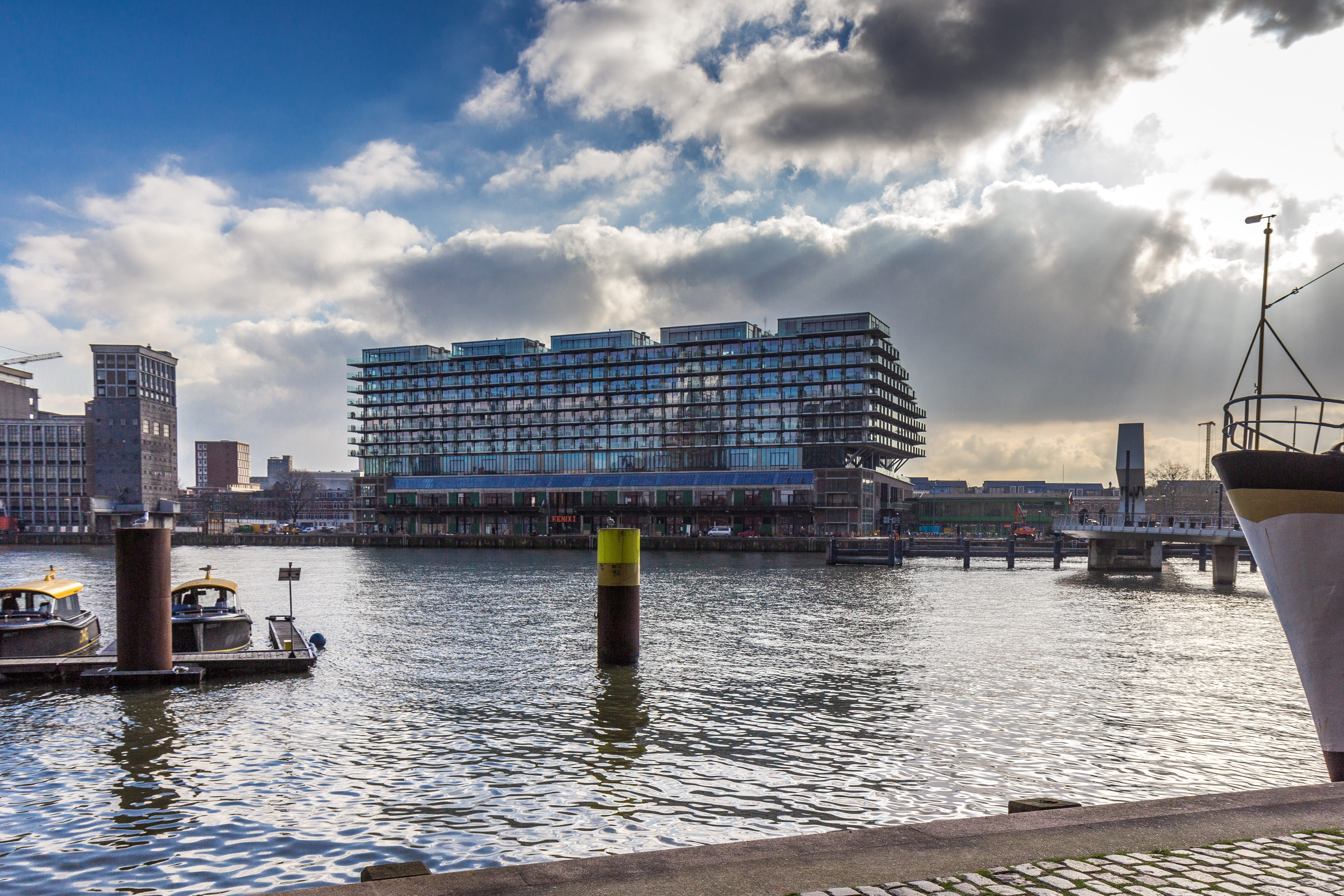 Fenix I Rotterdam