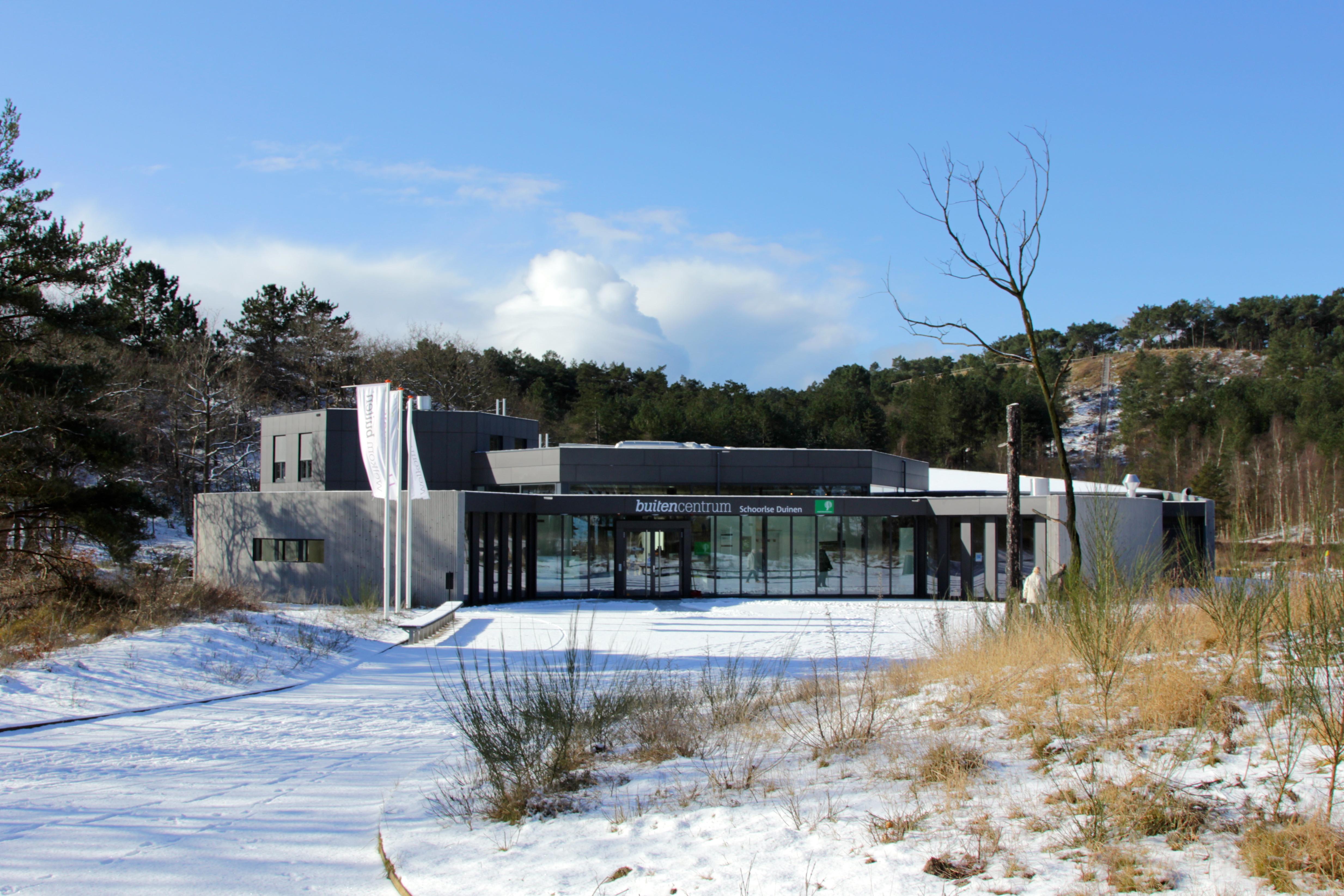 Bezoekerscentrum Schoorlse duinen
