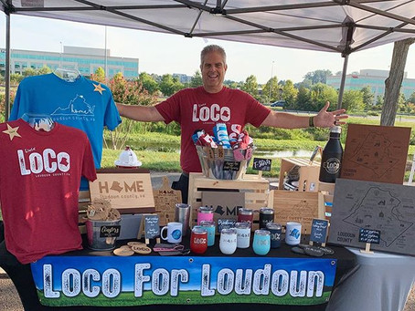 Pop-Up Location! - One Loudoun Farmers Market - 9/14