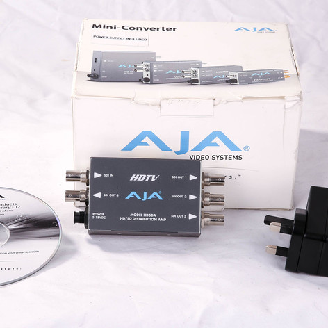 AJA SDI Distributer Amplifier 1x4