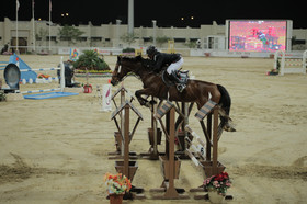 Qatar Equestrian Tournment