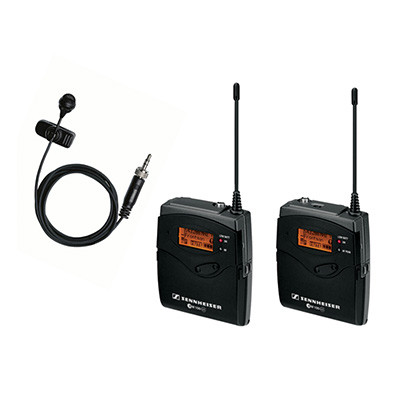 Wireless Lapel G3 Sennheiser EW-112P