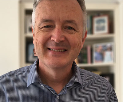 A big welcome to Tom Reeve, our new Chief Communications Officer