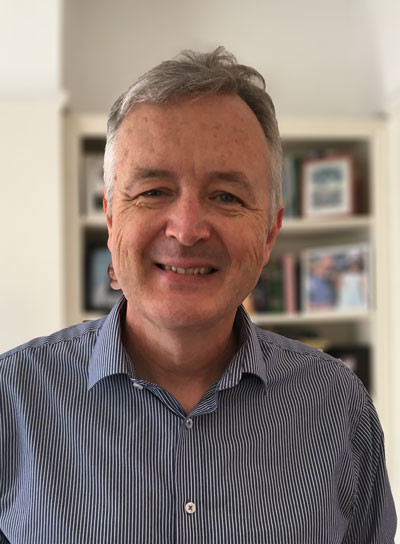 Tom Reeve, CCTV User Group