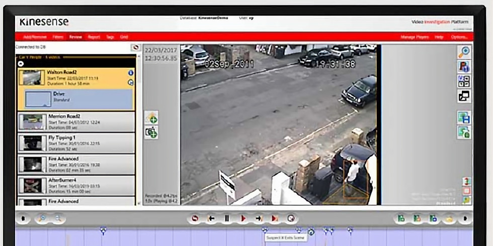 Snapshot Webinar: Rapid video review