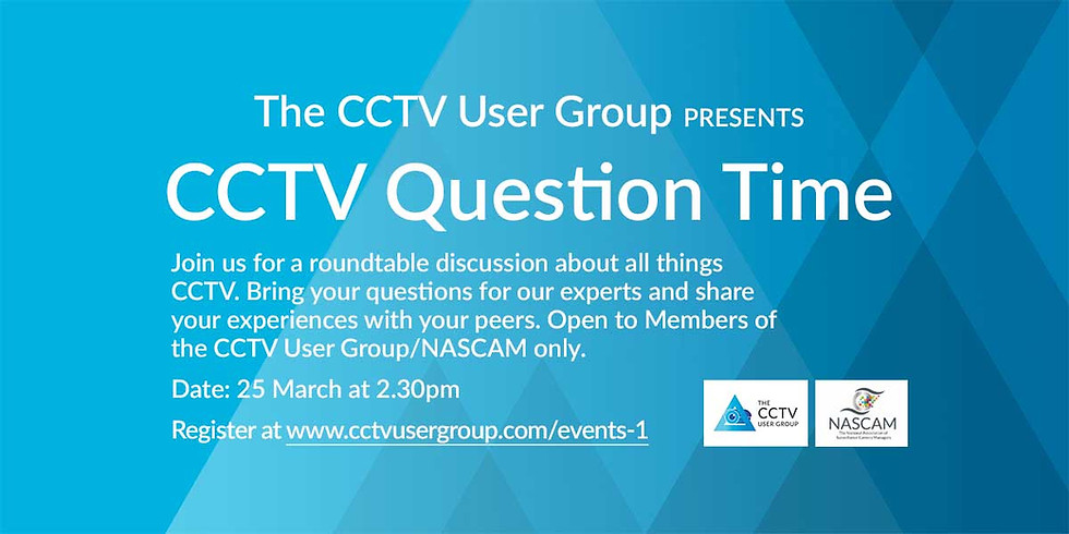 CCTV Question Time